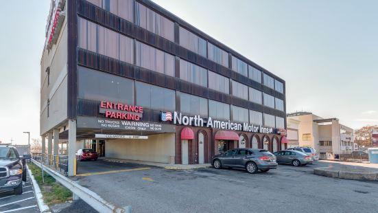 北美洲汽車旅館