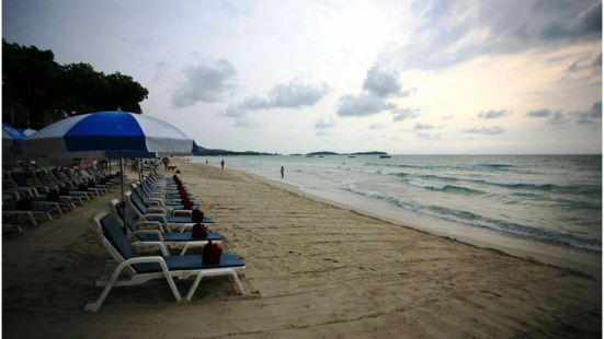 查汶海灘度假酒店