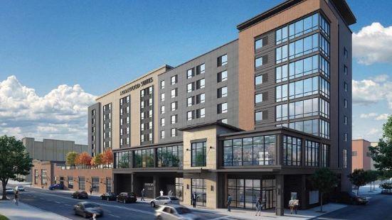 匹茲堡市區希爾頓歡朋旅館&套房酒店