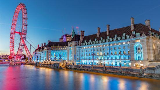倫敦市政廳萬豪酒店