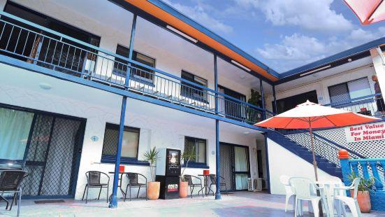 黃金海岸邁阿密海岸公寓&汽車旅館