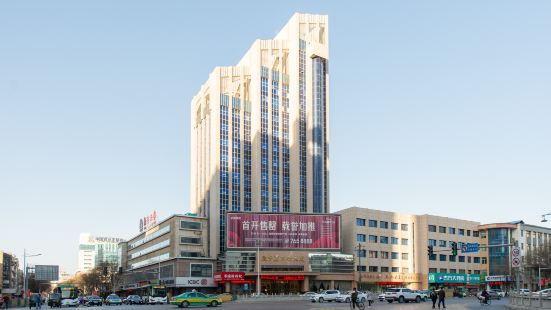 銀川寧夏工會大廈