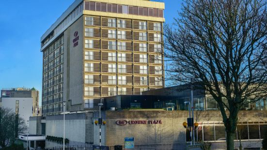 Crowne Plaza Plymouth, an Ihg Hotel