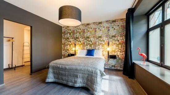 斯瑪特弗拉茲設計公寓 - 貝爾蒙特