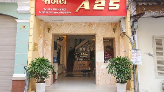A25 Hotel - Lien Tri Hanoi