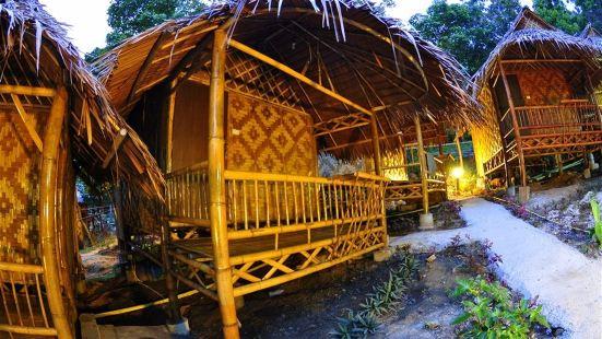 皮皮山 Bamboo Bungalow