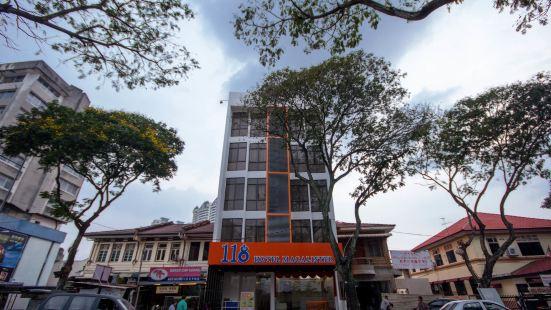 118 Hotel Macalister Penang