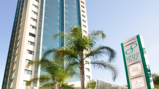 伊比拉普埃拉綠色廣場酒店