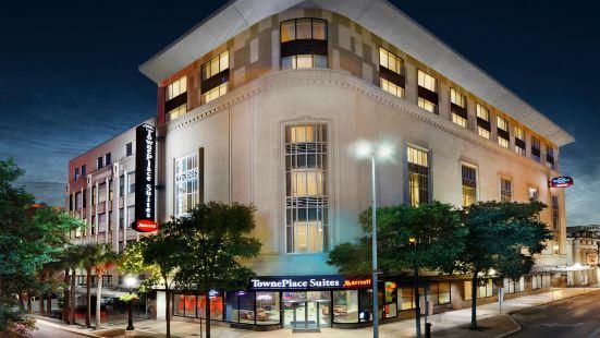 聖安東尼奧市中心萬豪唐普雷斯酒店