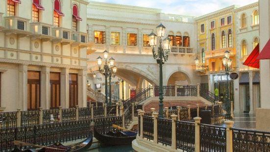 拉斯維加斯威尼斯人度假酒店