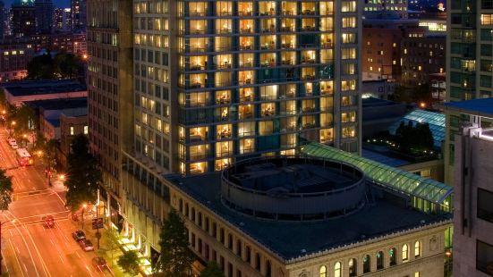 温哥華市中心萬豪德爾塔酒店