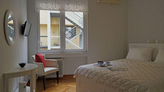 市中心奢華公寓酒店
