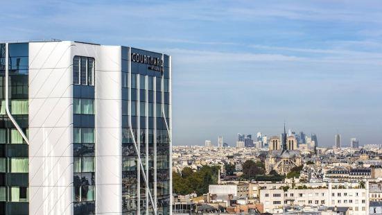 巴黎里昂車站萬怡酒店