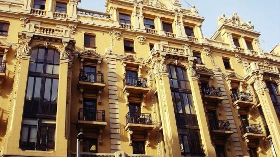 阿維尼達旅館