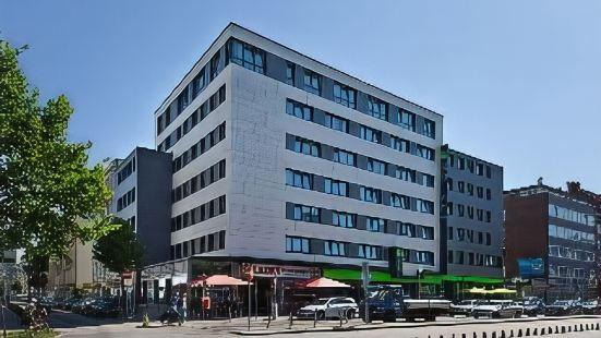 漢堡中心諾富姆酒店