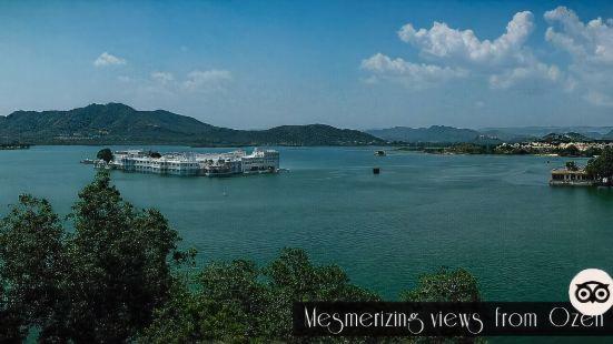 香哈爾科特湖濱酒店