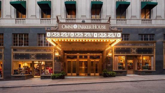 波士頓歐尼帕克豪斯酒店