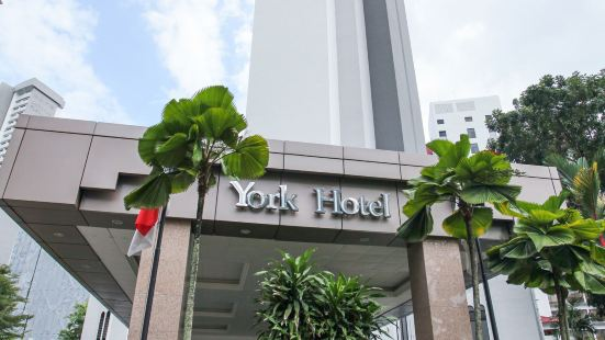 York Hotel, a Member of The Goodwood Group of Hotels (Staycation Approved)