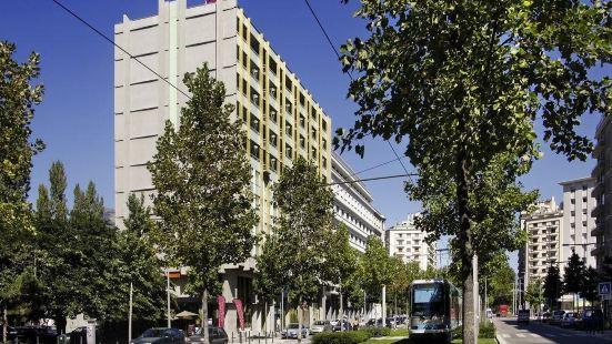 格勒諾布爾中心阿爾波德爾美居飯店
