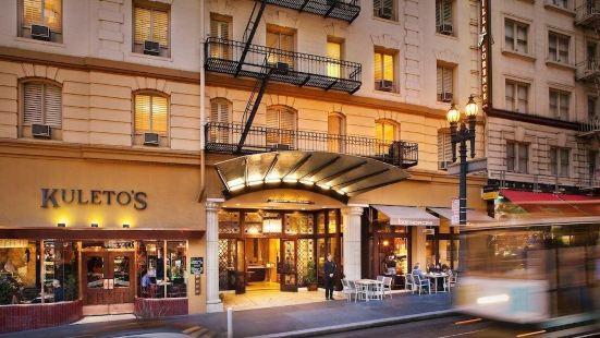 舊金山聯合廣場佛羅倫薩別墅酒店