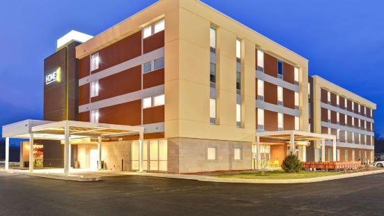 印第安納拉法葉希爾頓惠庭酒店