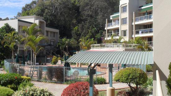 黃金海岸小灣倫賓酒店