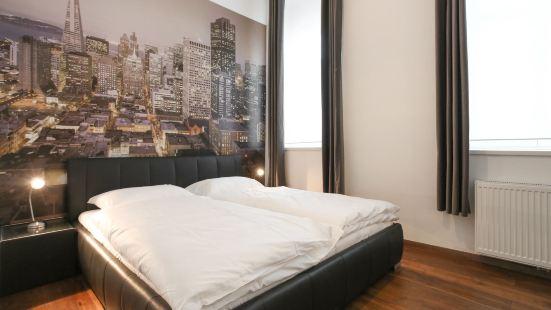 Vintagehome: Apartments by Schönbrunn