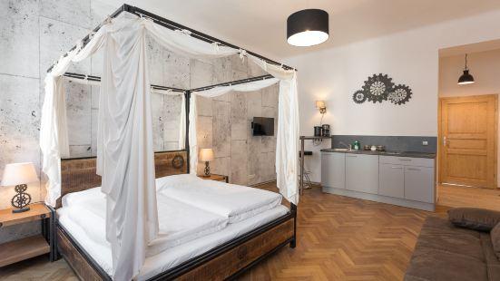 Vintagehome: Apartments by Naschmarkt