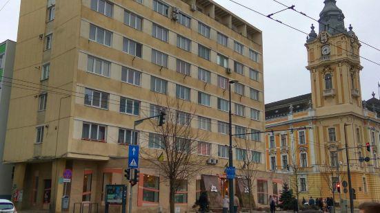 克魯赫中央酒店