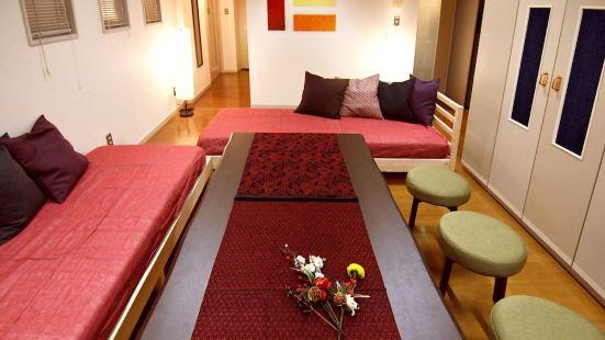鎌倉平和旅館 - 茶花