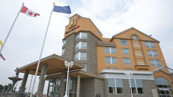 Monte Carlo Inns and Suites Downtown Markham