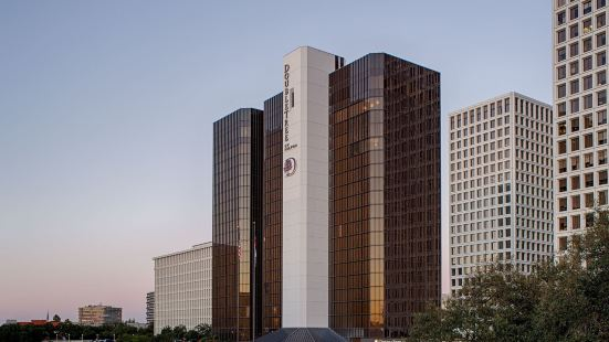 DoubleTree by Hilton Hotel Houston Greenway Plaza