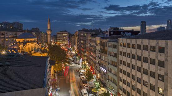 布里斯坦布爾酒店