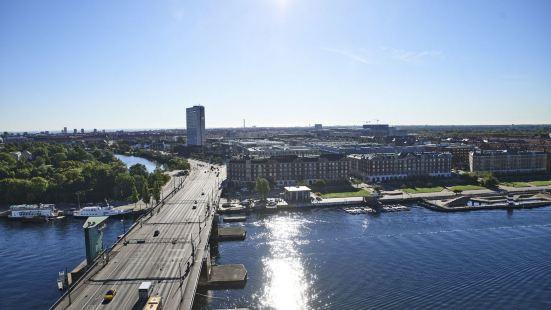哥本哈根城市大宿舍酒店
