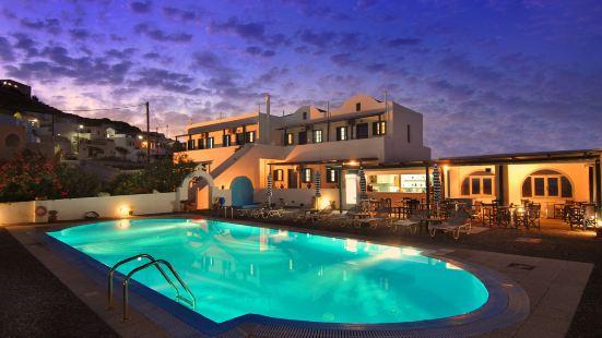 錫拉島海豚酒店