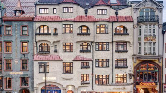 12 號階梯潘姿酒店