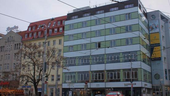 市中心最佳地點公寓酒店