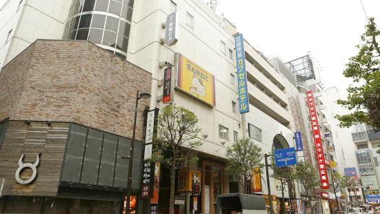 Shinjuku Kuyakusho-Mae Capsule Hotel