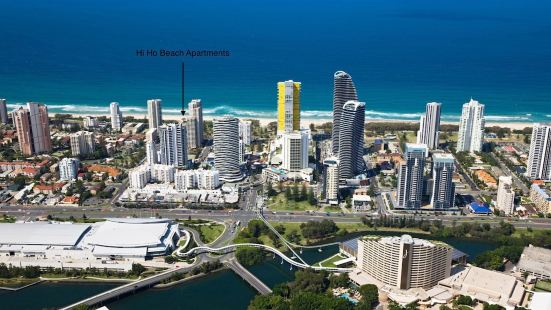 Hi Ho Beach Apartments on Broadbeach Gold Coast