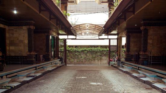 峇里島瑟加拉苦行僧酒店