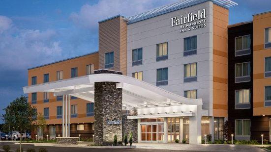 堪薩斯城貝爾頓萬豪套房費爾菲爾德酒店