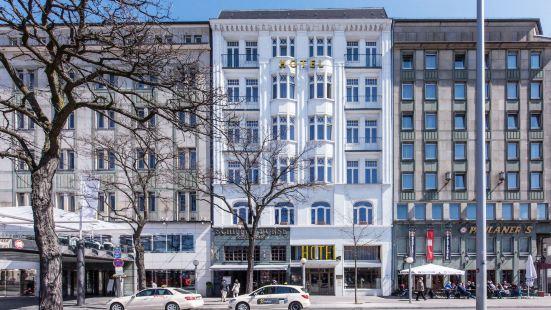 漢堡中央火車站太子諾瓦姆酒店