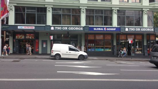 790 on George Backpackers Sydney