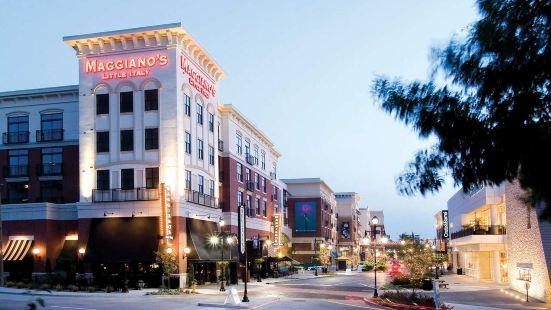 聖路易斯廣場希爾頓欣庭套房酒店