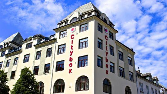 卑爾根城市之盒酒店