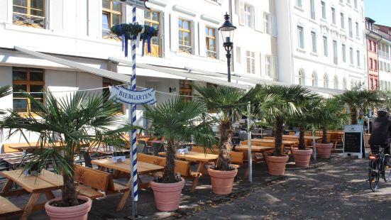 East-West Riverside Hotel Basel