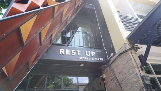 Rest up Hiptell & Cafe by SBiz - Hostel Chiang Mai