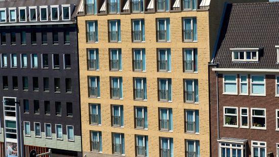 阿姆斯特丹 - 市政廳智選假日酒店