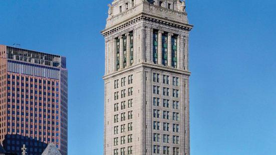海關大樓波士頓萬豪假日俱樂部別墅