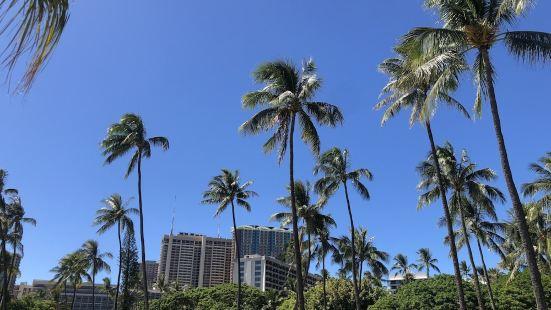 Pagoda Waikiki